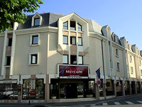 Hotel Mercure Caen Centre Port de Plaisa