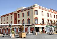hotel ALBORAN CHICLANA en la población de Chiclana - Sancti Petri