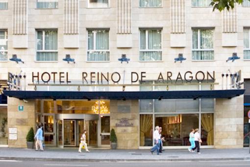 Silken Reino de Aragón Zaragoza 1