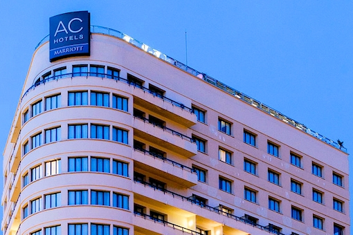Hotel Ac Hotel Málaga Palacio
