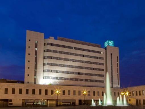 AC Hotel Oviedo Forum 1