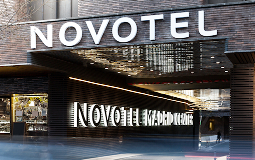 Hotel Novotel Madrid Center 1