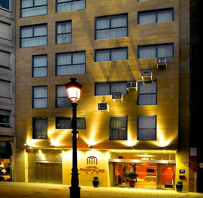 Hotel Sercotel Portales 1