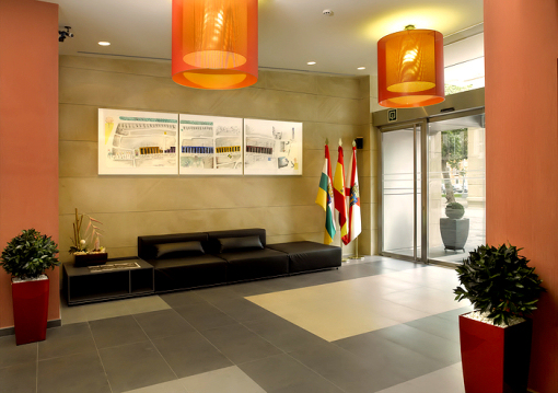 Hotel Sercotel Portales 2