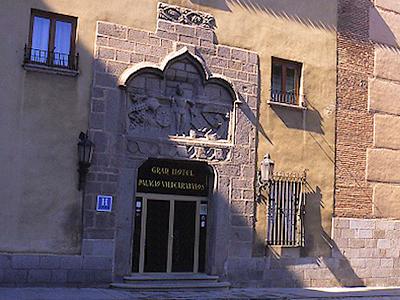 Hotel Palacio de Valderrábanos 1